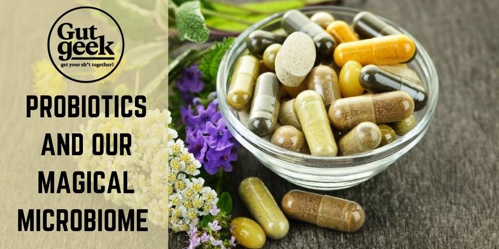 Probiotics and Microbiome