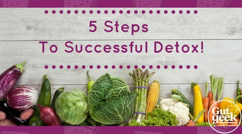 5 Steps to Successful Detox Main