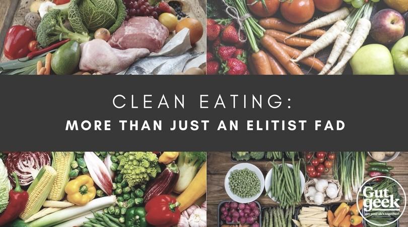 Clean Eating Main