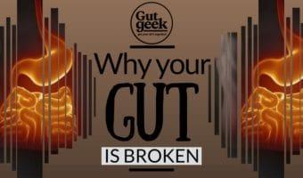Why Your Gut Is Broken