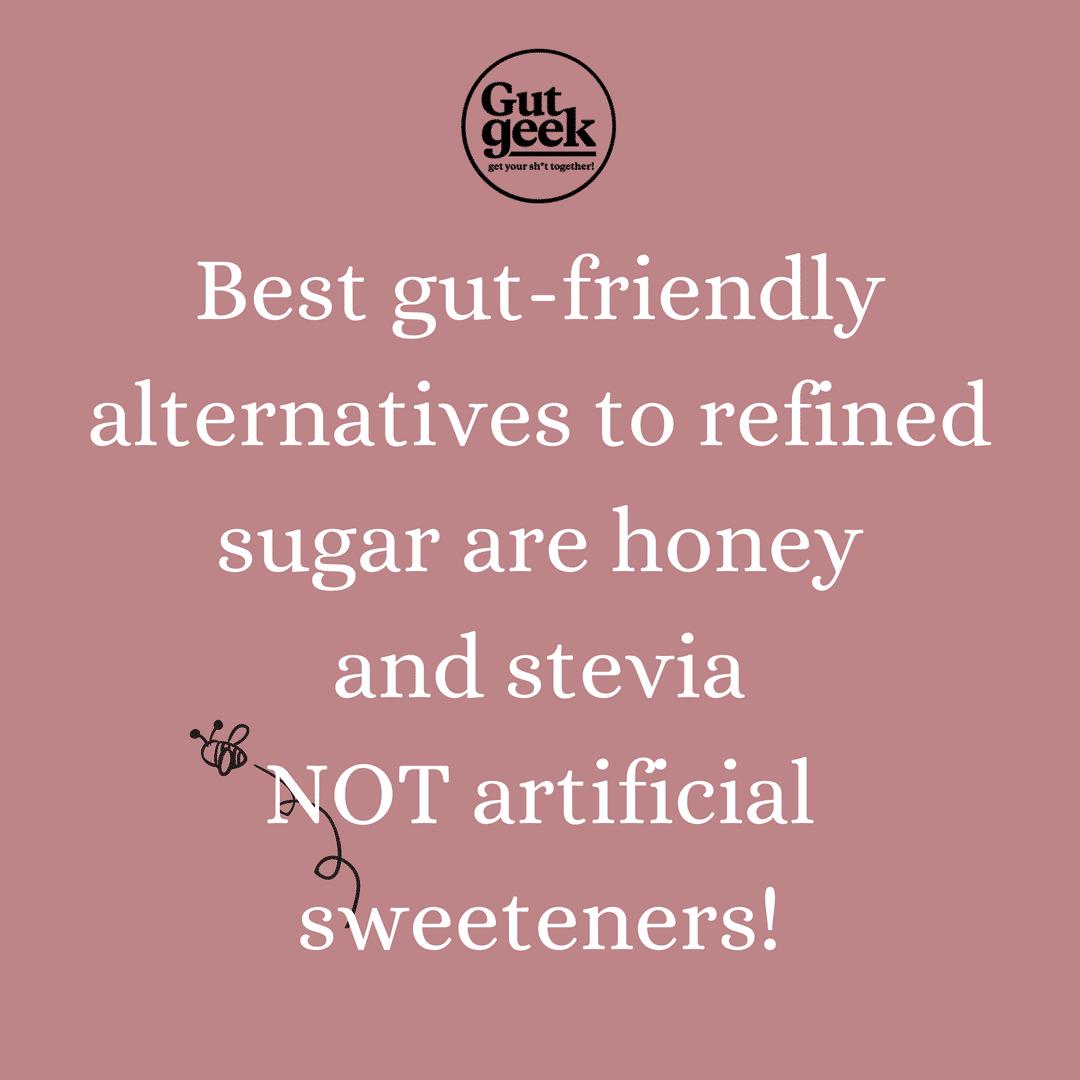Alternatives to refined sugar